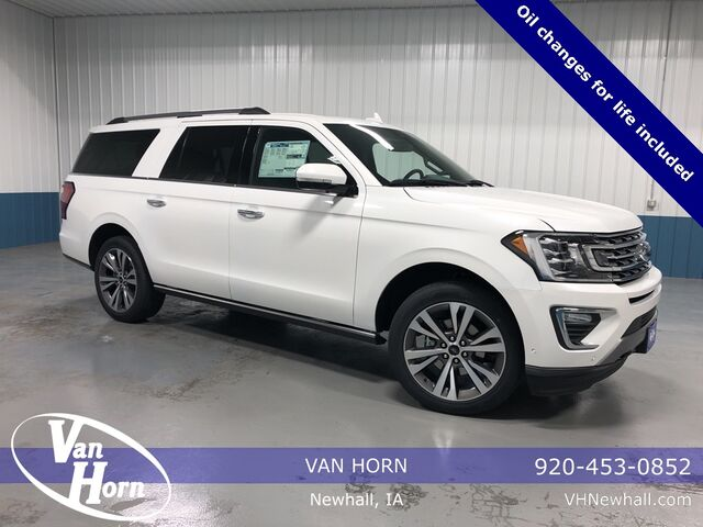 2020 Ford Expedition Max Limited Newhall IA