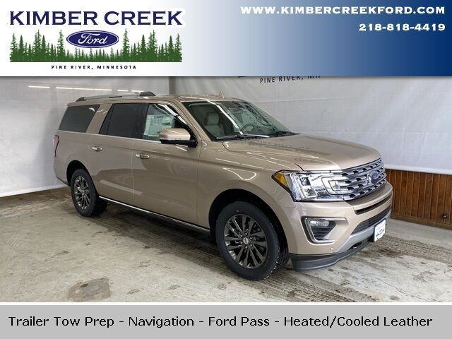 2020 Ford Expedition Max Limited Pine River MN