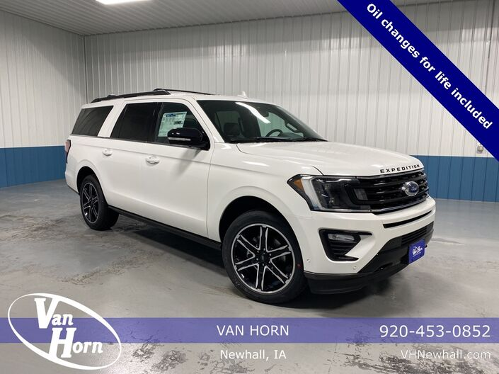 2020 Ford Expedition Max Limited Plymouth WI