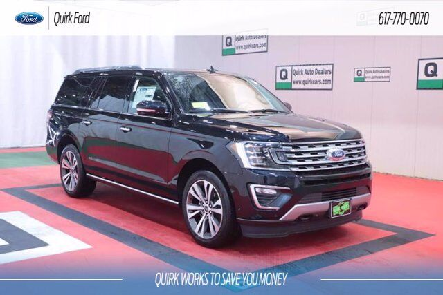 2020 Ford Expedition Max Limited Quincy MA