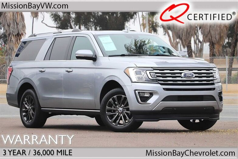 2020 Ford Expedition Max Limited San Diego CA