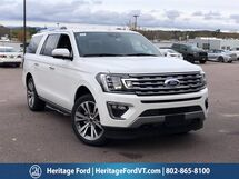2020 Ford Expedition Max Limited South Burlington VT