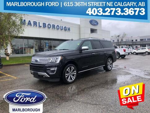 2020_Ford_Expedition Max_Platinum  - Navigation_ Calgary AB