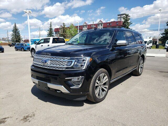 2020 Ford Expedition Max Platinum Calgary AB