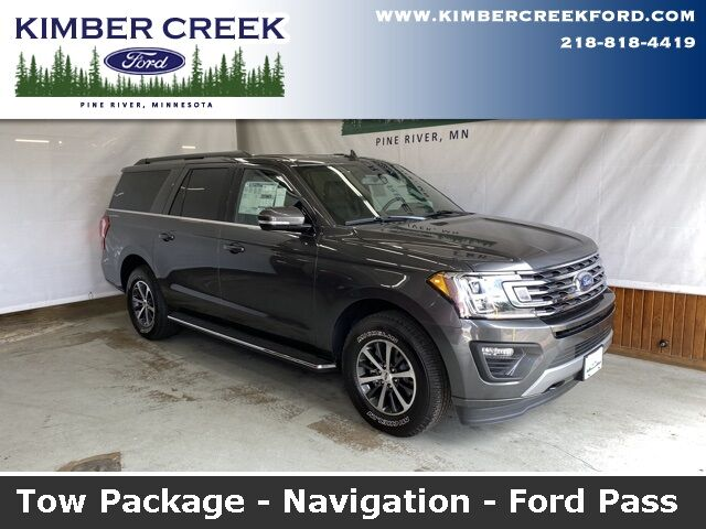 2020 Ford Expedition Max XLT Pine River MN