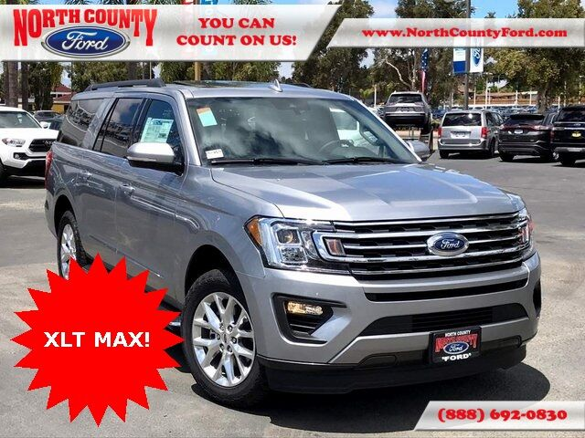 2020 Ford Expedition Max XLT San Diego County CA