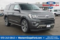 Ford Expedition Platinum 2020