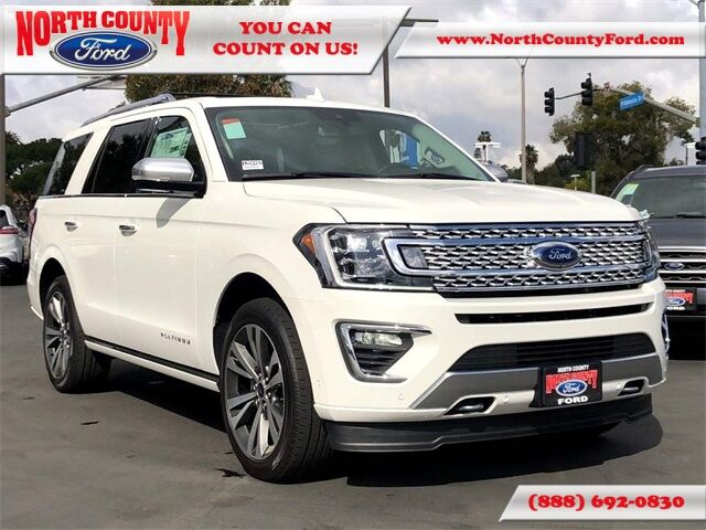 2020 Ford Expedition Platinum San Diego County CA