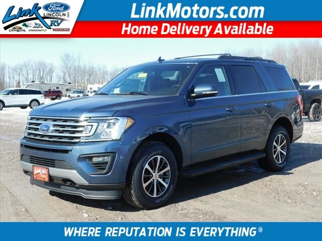 2020 Ford Expedition XLT Rice Lake WI