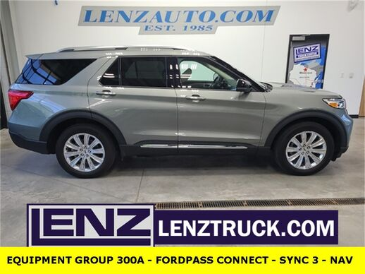 2020_Ford_Explorer_4x4 Limited_ Fond du Lac WI