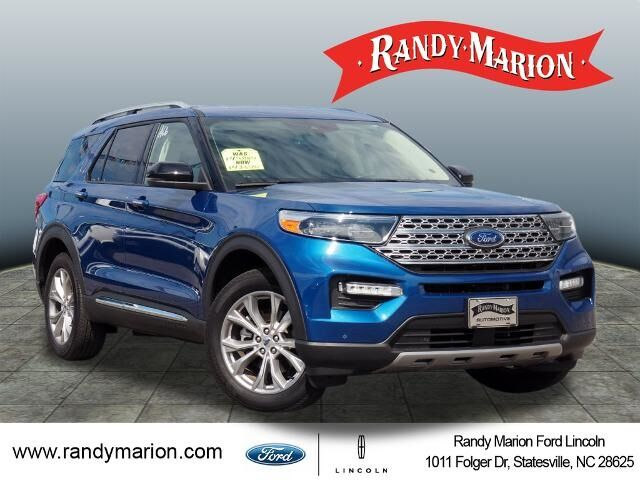 2020 Ford Explorer Limited  NC