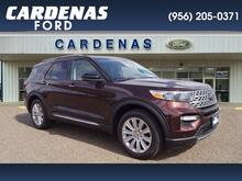 2020_Ford_Explorer_Limited_ McAllen TX