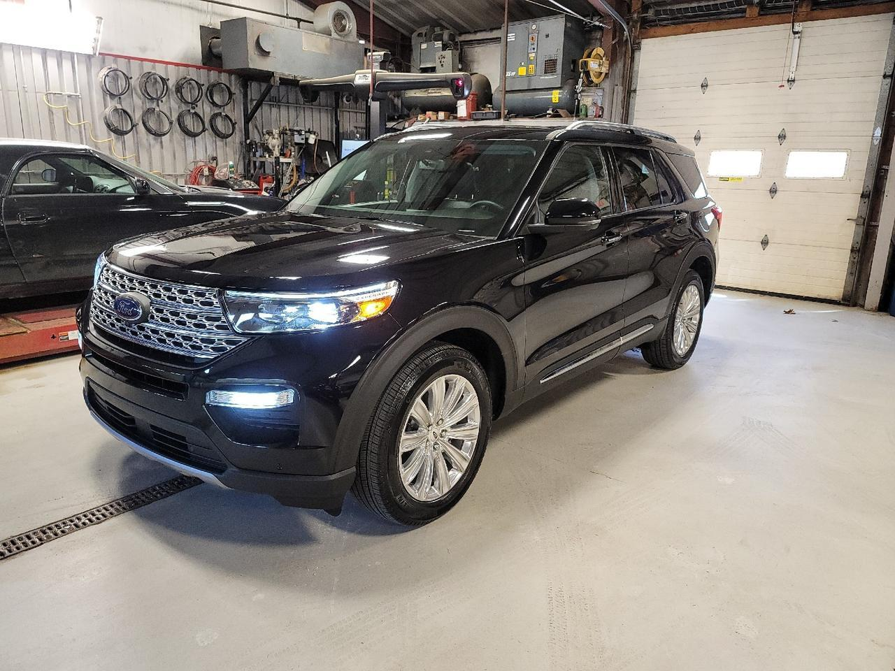 2020 Ford Explorer Limited 4WD HEV Hybrid Sand Lake NY