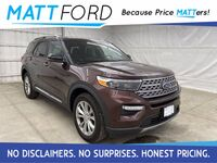Ford Explorer Limited 4X4 2020