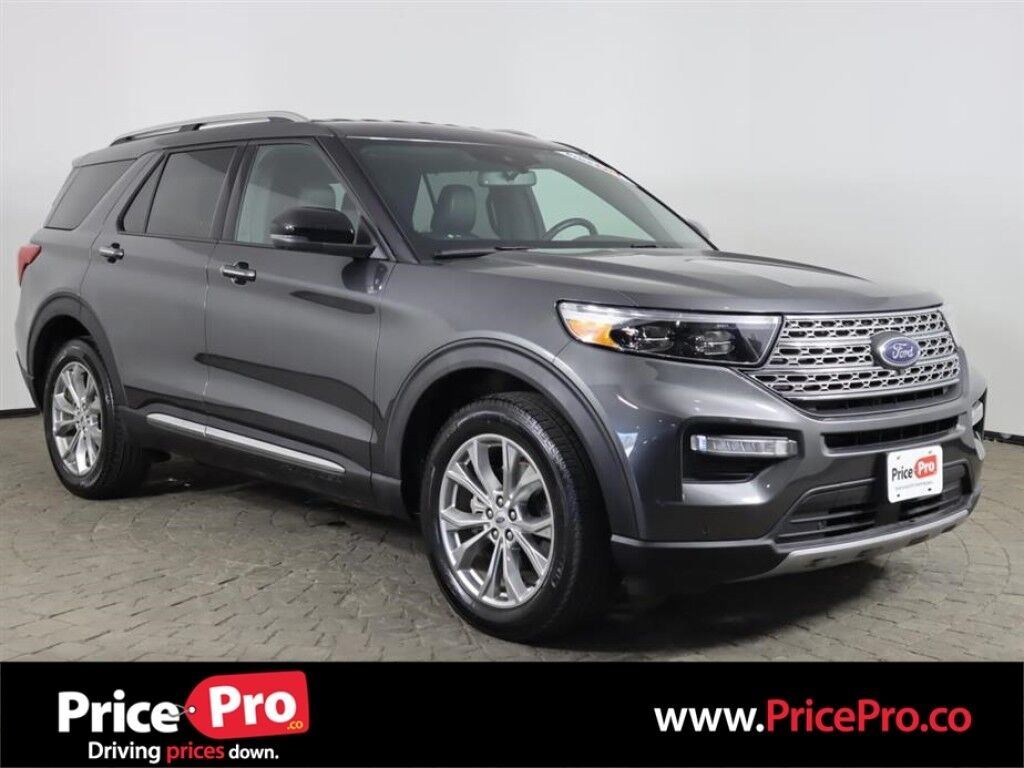 2020 Ford Explorer Limited 4x4 Ecoboost w/Nav/Adaptive Cruise Maumee OH