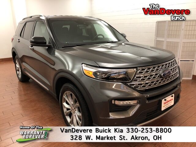 2020 Ford Explorer Limited Akron OH
