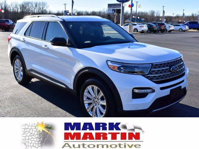 2020 Ford Explorer Limited Batesville AR