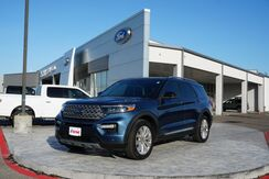 2020_Ford_Explorer_Limited_ Brownsville TX