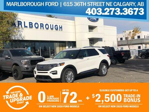 2020_Ford_Explorer_Limited_ Calgary AB