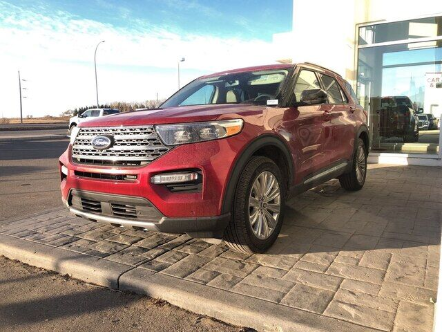 2020 Ford Explorer Limited Calgary AB