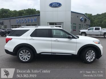 2020_Ford_Explorer_Limited_ Decorah IA
