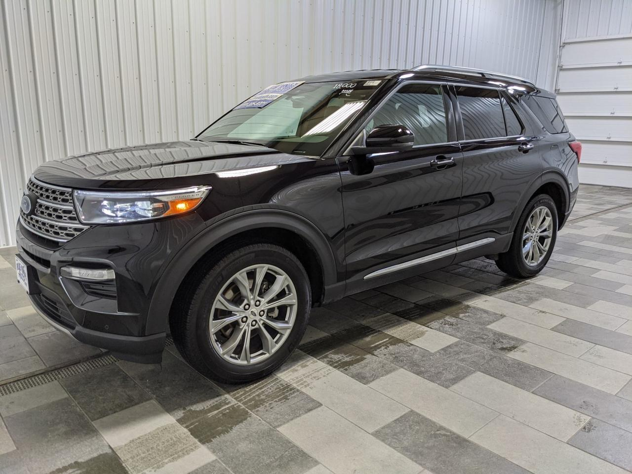 2020 Ford Explorer Limited Duncansville PA