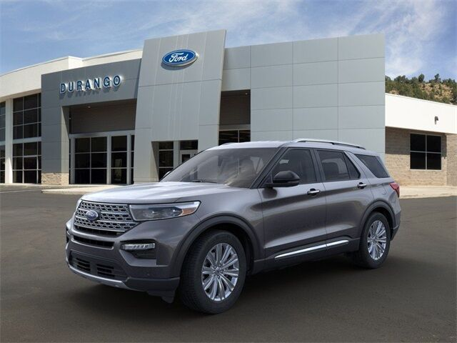 2020 Ford Explorer Limited Durango CO