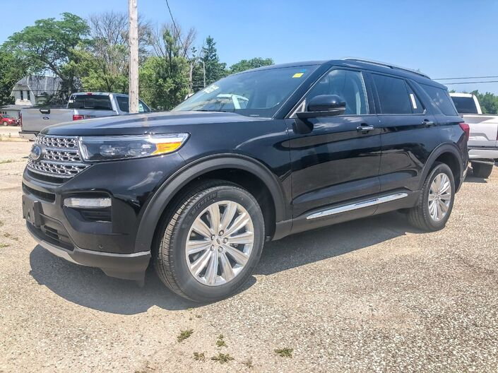 2020 Ford Explorer Limited Essex ON
