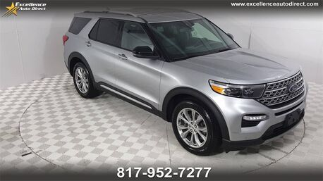 2020_Ford_Explorer_Limited_ Euless TX