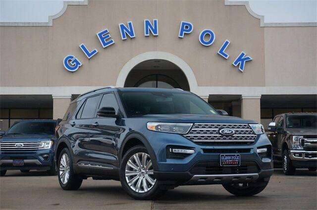 2020 Ford Explorer Limited Gainsville TX