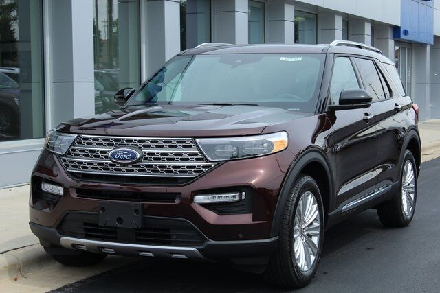 2020 Ford Explorer Limited Green Bay WI