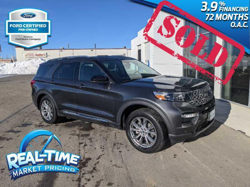 2020_Ford_Explorer_Limited_ High River AB
