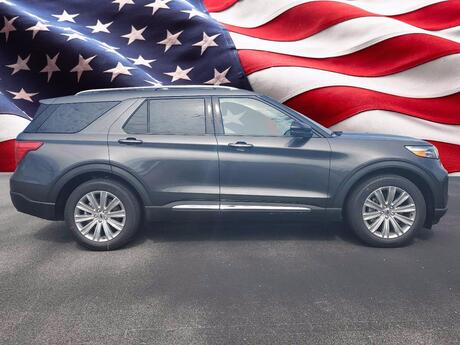 2020 Ford Explorer Limited Hybrid Tampa FL