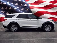 Ford Explorer Limited Hybrid 2020
