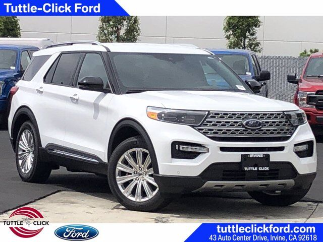 2020 Ford Explorer Limited Irvine CA