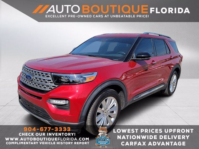 2020 Ford Explorer Limited Jacksonville  FL