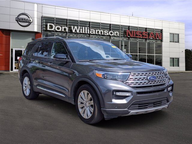 2020 Ford Explorer Limited Jacksonville NC