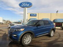 2020_Ford_Explorer_Limited_ Kimball NE