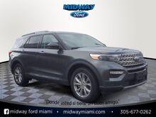 2020_Ford_Explorer_Limited_ Miami FL