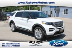 2020_Ford_Explorer_Limited_ Milwaukee and Slinger WI