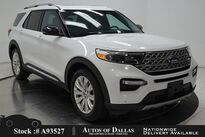Ford Explorer Limited NAV,CAM,PANO,CLMT STS,BLIND SPOT,3RD ROW 2020