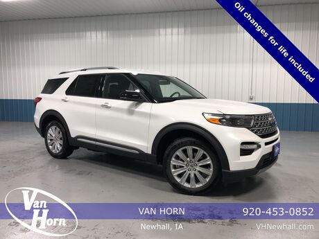 2020 Ford Explorer Limited Newhall IA