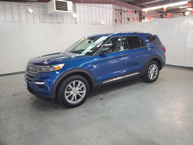 2020 Ford Explorer Limited Oroville CA