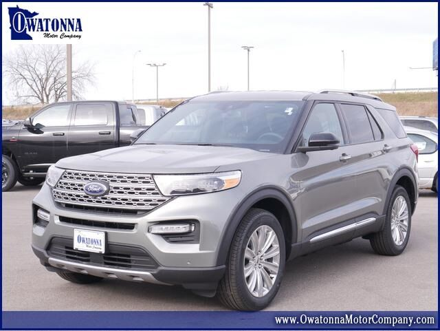 2020 Ford Explorer Limited Owatonna MN
