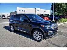 2020_Ford_Explorer_Limited_ Pampa TX