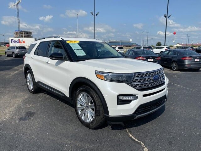 2020 Ford Explorer Limited West Memphis AR