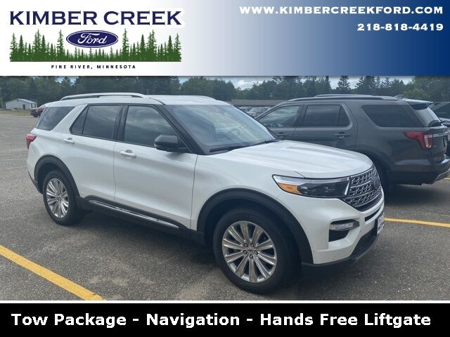 2020 Ford Explorer Limited Pine River MN