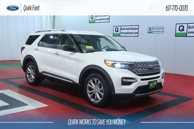 2020 Ford Explorer Limited Quincy MA