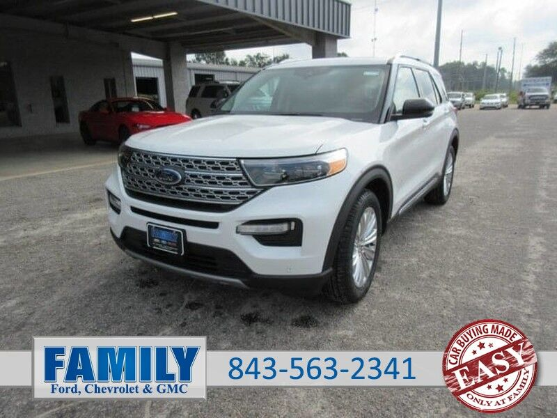 2020 Ford Explorer Limited St. George SC