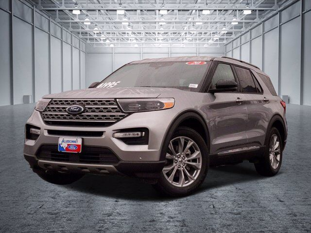 2020 Ford Explorer Limited New Braunfels TX
